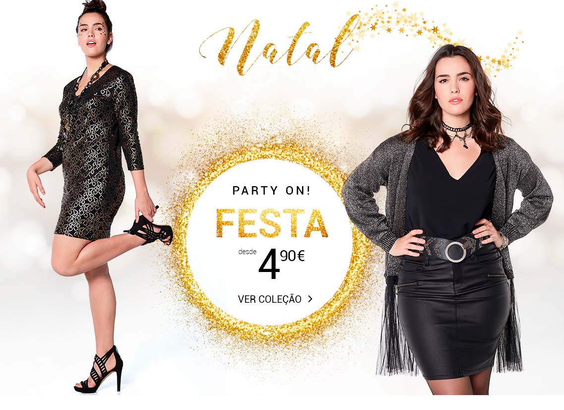 Party on! fiesta desde 3,99€.